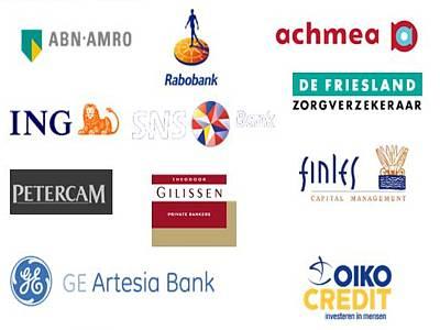 Geld spreiden over banken
