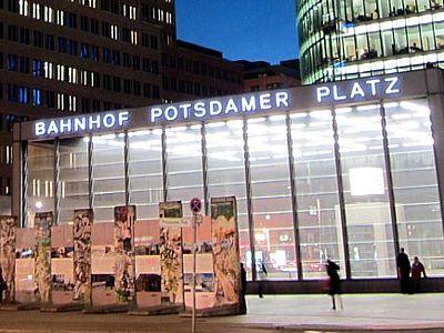 Potsdamer Platz in Berlijn