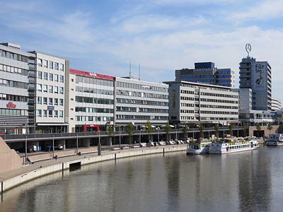Saarbrücken; het stempel van de Duitse toekomst