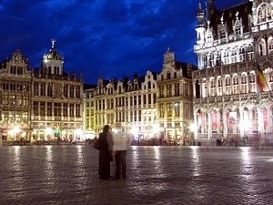 Brussels - Grand Place
