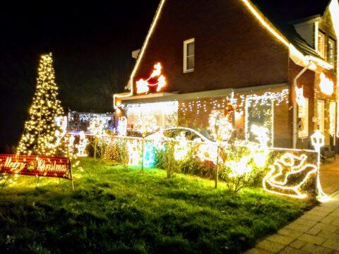 kerstmis in zoetermeer